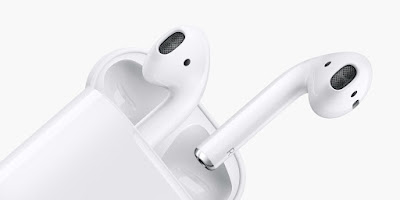 Apple AirPods preferiti a Apple Watch Series 2
