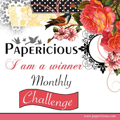 Papericious March'17 Challenge Winner