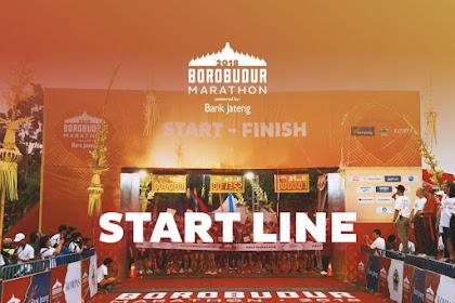 Euforia Borobudur Marathon 2018, Yang Tidak Bisa Dilupakan