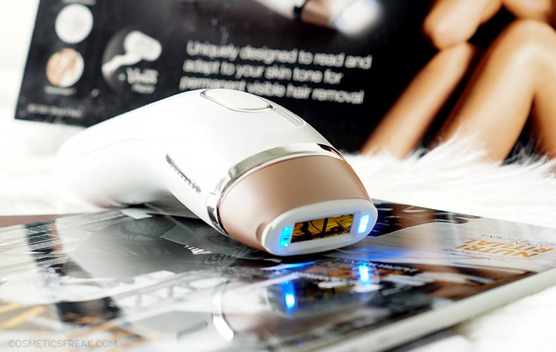 Depilator IPL Braun Silk-expert 5 - fotodepilacja w domowym zaciszu