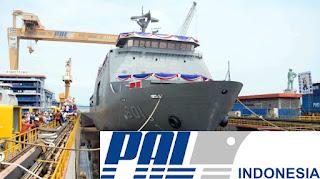 Info Lowongan Kerja Terbaru Staff PT PAL INDONESIA (Persero)