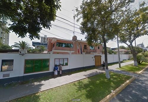 Consulado de Italia en Lima