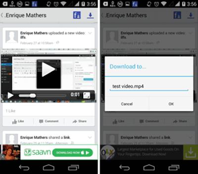 EZ Video Downloader For Facebook