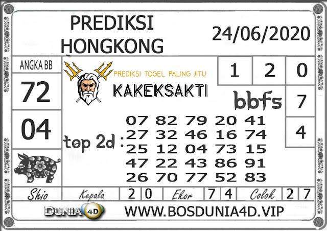 Prediksi Togel HONGKONG DUNIA4D 24 JUNI 2020