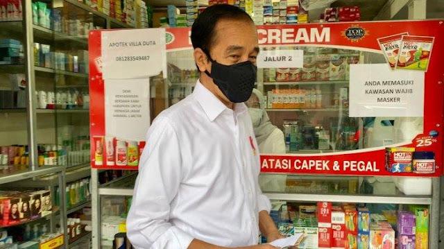 Jokowi Tak Nemu Obat Terapi Covid, dr. Pandu: Apotek Bisa Tutup kalau Beri Obat Keras Tanpa Resep