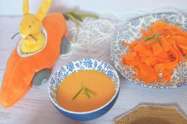 ryżanka marchewkowa