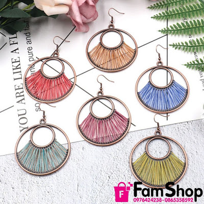 Shop ban bong tai di bien o Hoang Mai