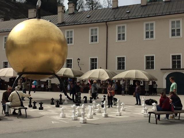 Salzburg (Áo) - quê hương của Mozart