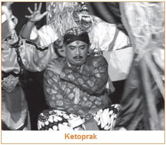 Ketoprak - Contoh Jenis-Jenis Teater Tradisional di Indonesia