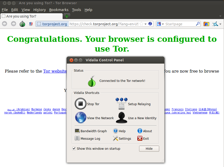 Install/Upgrade to Tor Browser Bundle 2 3 25-2 from PPA in
