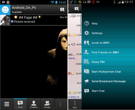 Tips dan Trik Ganti Tema BBM Pada Ponsel Android