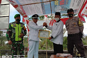 Mekar Damai Juarai Kampung Sehat Tingkat Kecamatan