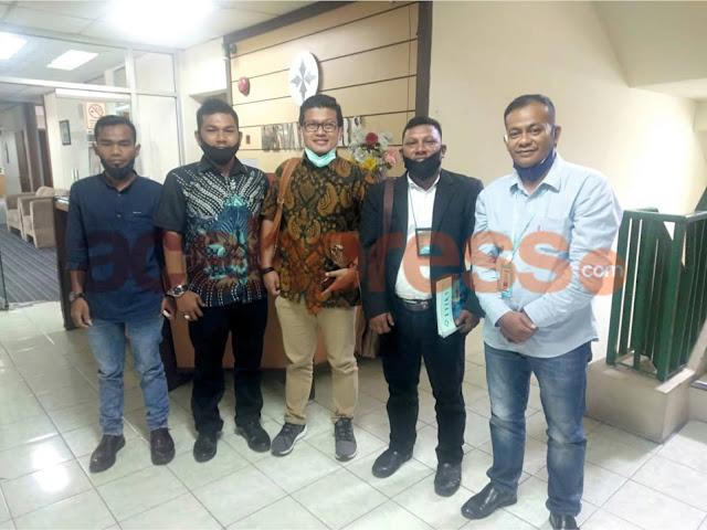 FKWA Aceh Gelar Rapat Bersama LPDS Dewan Pers di Jakarta