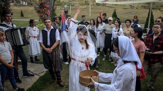 Serbia: New Eldorado of Chinese tourists