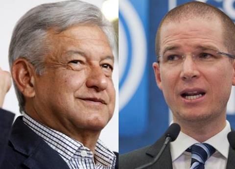 A días de haber iniciado las intercampañas, AMLO muestra supremacía en las preferencias electorales