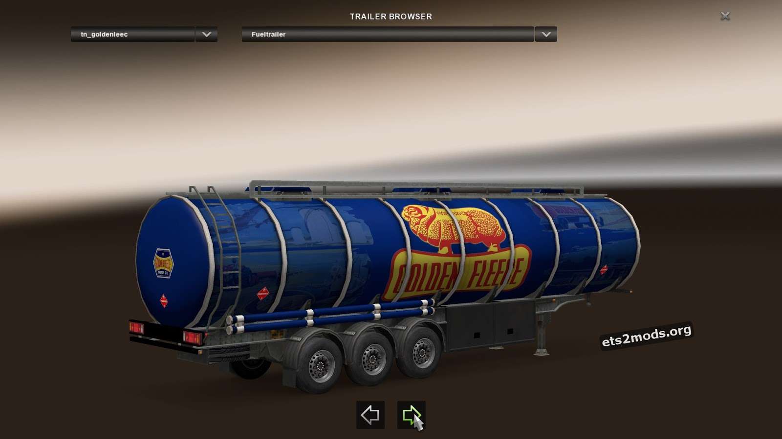 Fuel Cisterns Small Pack by LazyMods