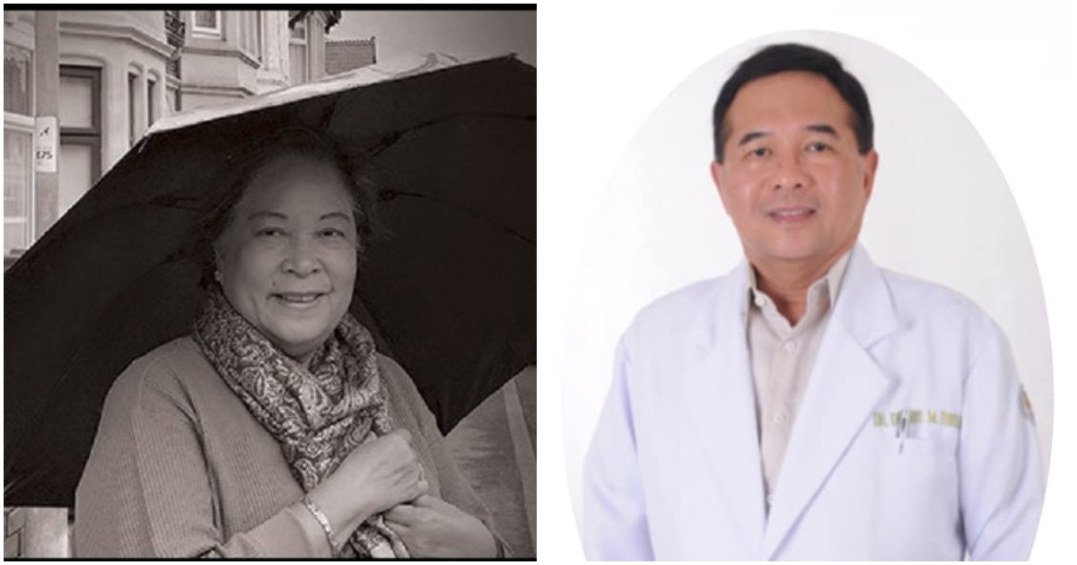 Doctor couple in Cebu both die from COVID-19