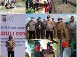 Bakti Sosial di Kabupaten Pelalawan, Kapolda Riau: Menggerakkan Ekonomi Kerakyatan dan Mendukung Ketahanan Pangan Masyarakat
