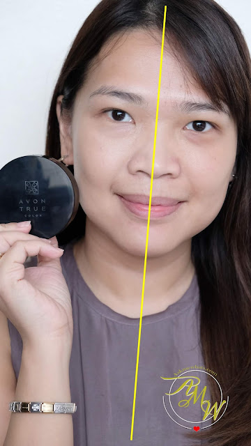 a photo of Avon True Color Power Essence Color Correcting Cushion Review by Nikki Tiu of askmewhats.com