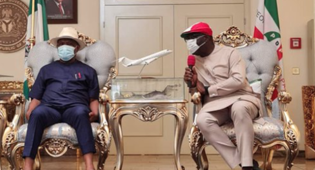 It will be a sin against God if I don't thank Wike - Obaseki