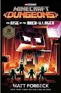 Minecraft The Rise of the Arch-Illager Book Item