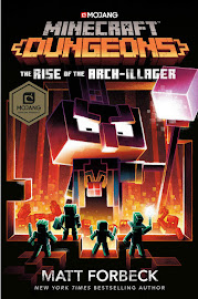 Minecraft The Rise of the Arch-Illager Media