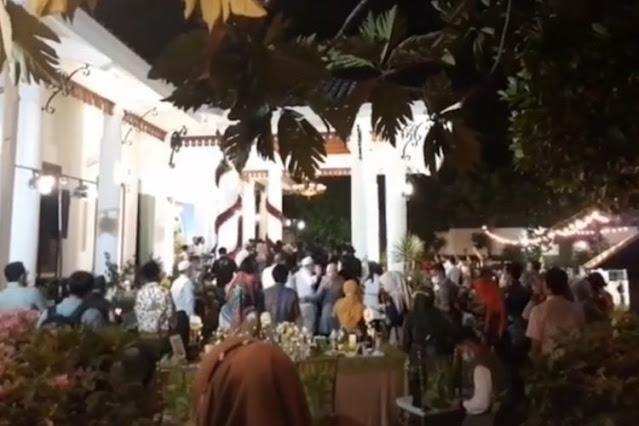 Viral Pesta Ultah Khofifah Yang Diduga Melanggar Prokes, Digelar Spontan Tetapi Undang Artis