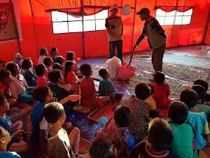 Yayasan Sahabat Anak Indonesia Berbagi dan Bahagiakan Anak Lombok