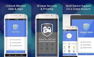 Hotspot Shield Elite VPN v6.9.4 OA Paid APK + Mod Lite