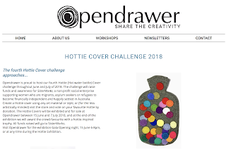 OpenDrawer Hottie Challenge 2018