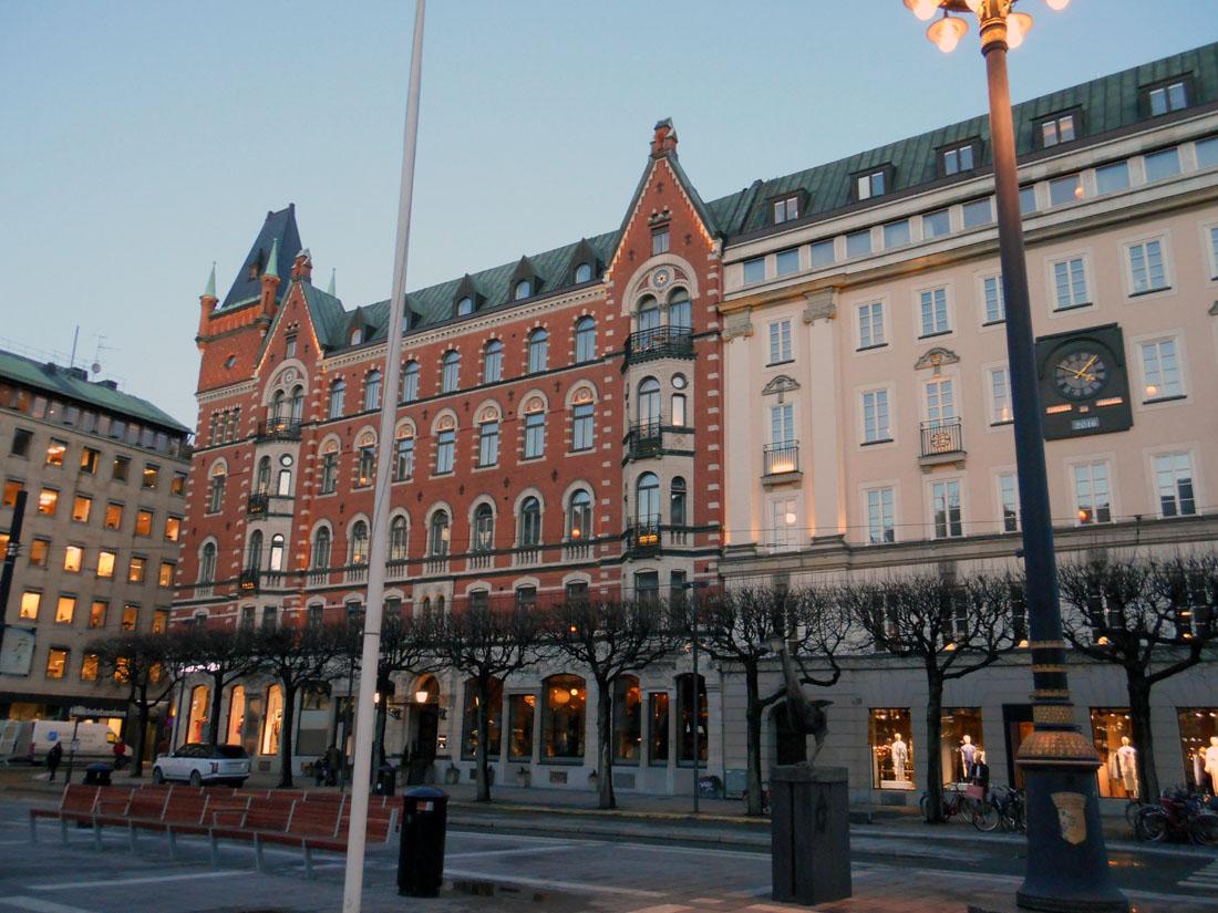 Stoccolma gennaio 2016