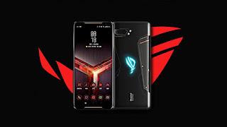 asus rog phone 2 dengan kualitas audio terbaik