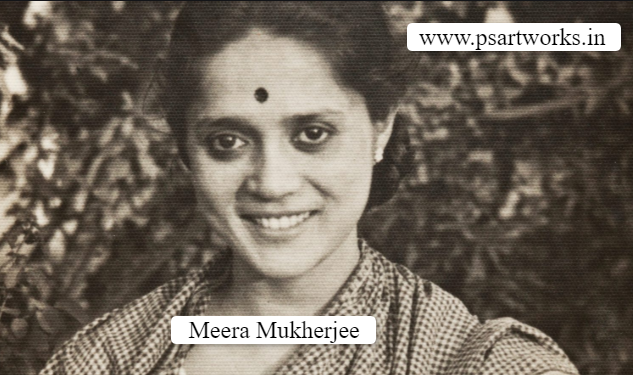 Meera Mukherjee Biography