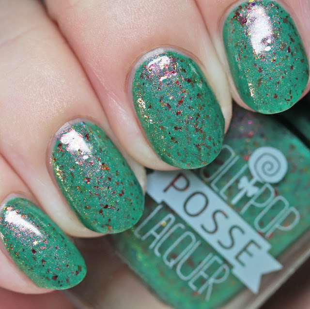 Lollipop Posse Lacquer ...and be selfish