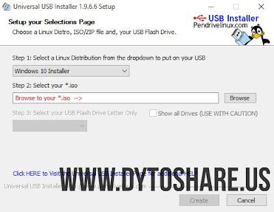 Universal USB Installer 1.9.6.6