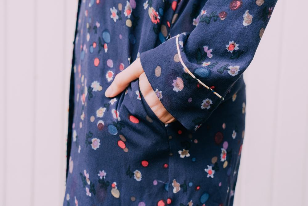 marisa thorne autumn pyjama trend