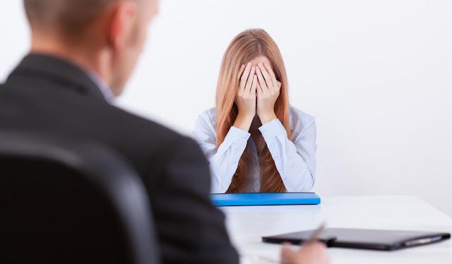 Entrevistas de estrés