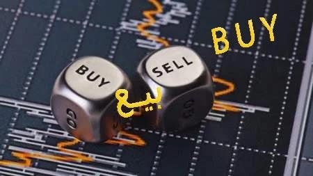 الشراء والبيع في الفوركس