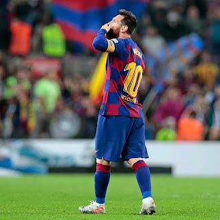 Messi, el mejor pagado en todo el mundo