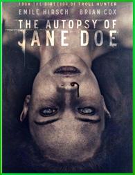 La autopsia de Jane Doe 2016 | 3gp/Mp4/DVDRip Latino HD Mega