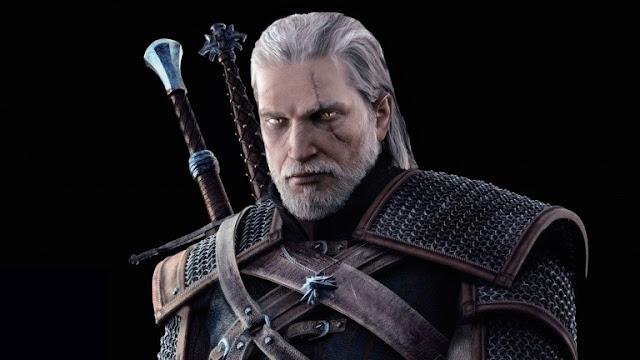 بطل سلسلة The Witcher سيظهر لأول مرة هذا العام في لعبة جديدة و إليكم التفاصيل ...