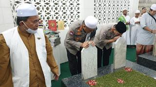 Jamaah Majelis Taklim Habib Al Habs'sy Himbau  Tidak Mudik ke Kampung Halaman Disaat Pandemi