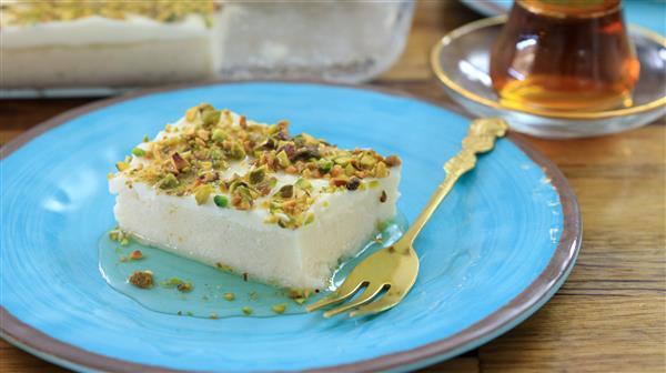 Lebanese Nights Dessert (Layali Lubnan)