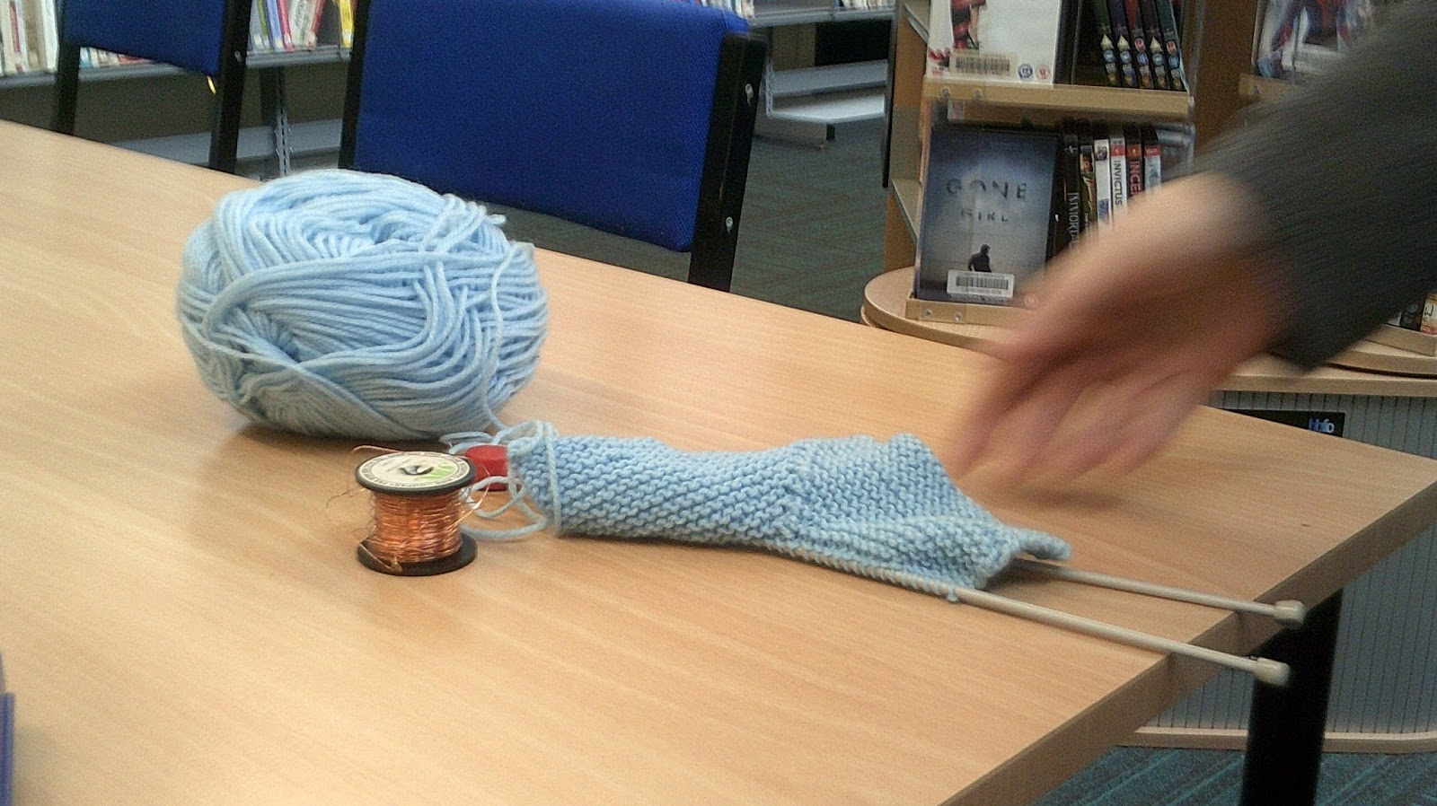 wigton physics: Standard wire gauge and knitting needles