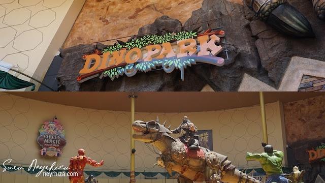 JAM BUKA Dino Park Jatim Park 3 Batu Malang