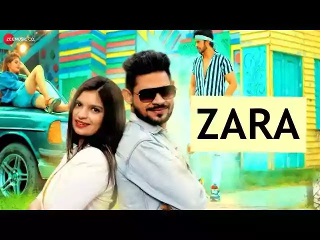Zara Song Lyrics - Ansari Mohsin & Kanishka Choudhary