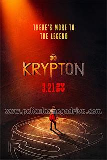 Krypton – Temporada 1 (2018) [Latino-Ingles] [Hazroah]