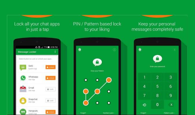 Cara Sederhana Sembunyikan SMS - Message Locker