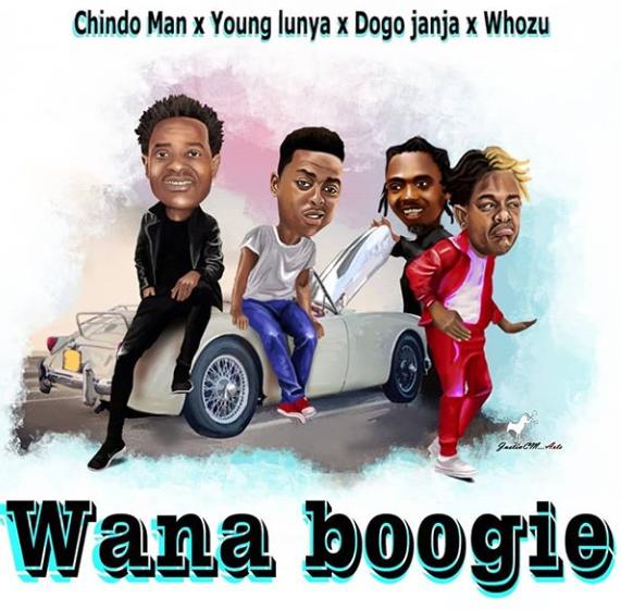 Chindo Man Ft. Dogo Janja, Whozu & YoungLunya – WANA BOOGIE