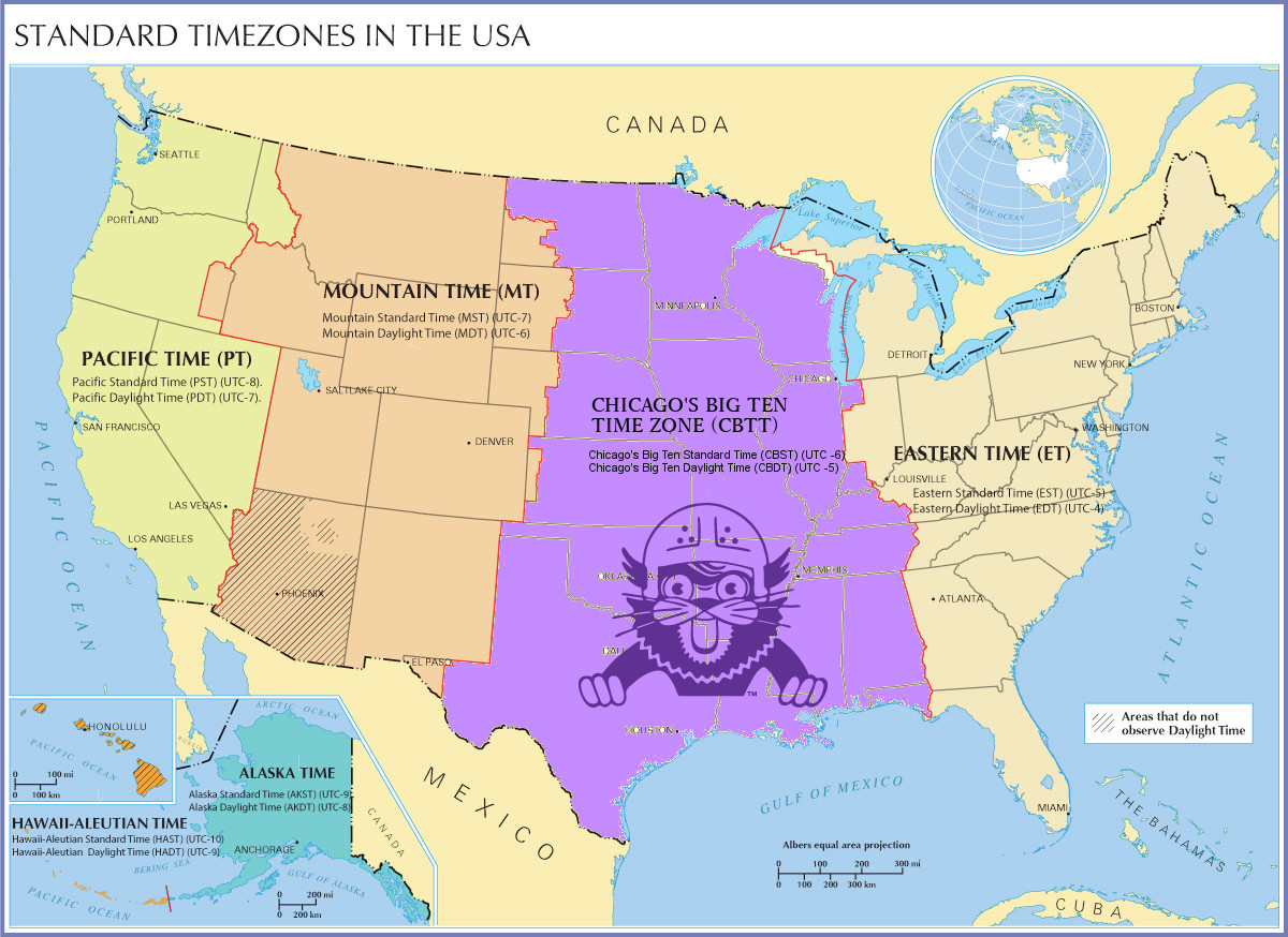 Best Collections of Diagram Us Map Time Zone Map - Millions ...